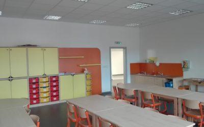 Fotografie projektu Kreativní mimoškolní aktivity vnových odborných učebnách vKunčické škole