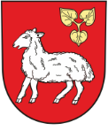 Znak obce Baška