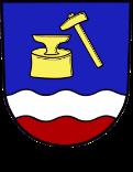 Znak obce Staré Hamry
