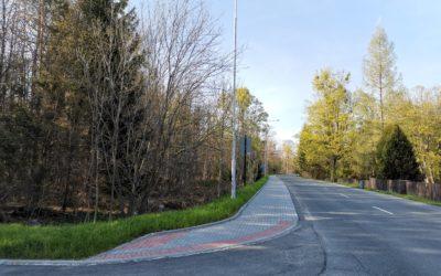 Fotografie projektu Chodník směrem na Podolánky