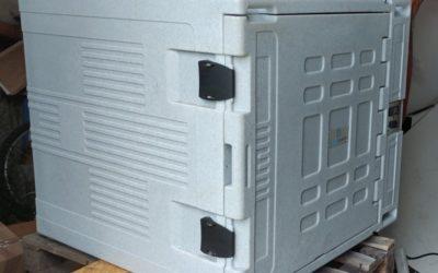 Fotografie projektu Chladicí box pro dovoz kvalitních potravin – NAHŘIŠTI s.r.o.
