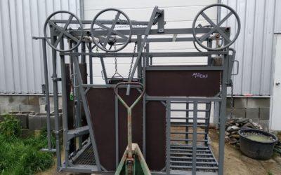 Fotografie projektu Moderní zemědělská technologie na farmě – Lenka Máchová