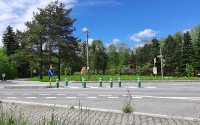 Fotografie projektu Vybudování chodníku vobci Pstruží